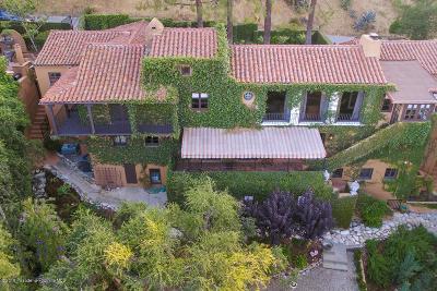Pasadena Single Family Home For Sale: 896 Glen Oaks Boulevard
