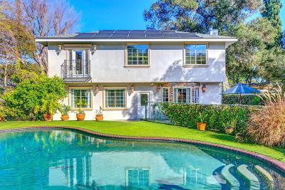 Pasadena Single Family Home For Sale: 1339 Ontario Avenue