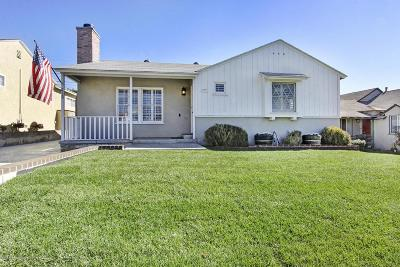 Burbank Single Family Home For Sale: 2716 North Myers Street