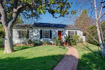 Single Family Home For Sale: 4463 Hobbs Drive