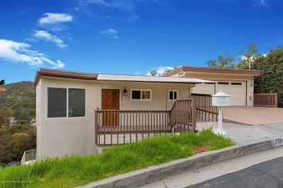 Glendale Single Family Home For Sale: 2304 Gardner Place