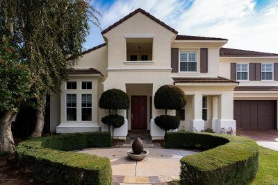 Altadena Single Family Home Active Under Contract: 604 Coate Court