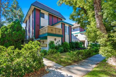 Glendale Condo/Townhouse For Sale: 408 Burchett Street #14