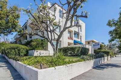 Pasadena Condo/Townhouse Active Under Contract: 747 East California Boulevard #7