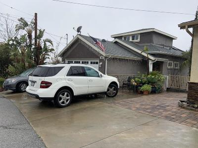 Tujunga Single Family Home For Sale: 9451 Reverie Road