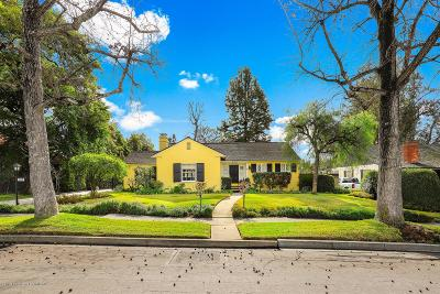 Alhambra Single Family Home Active Under Contract: 404 East Pine Street