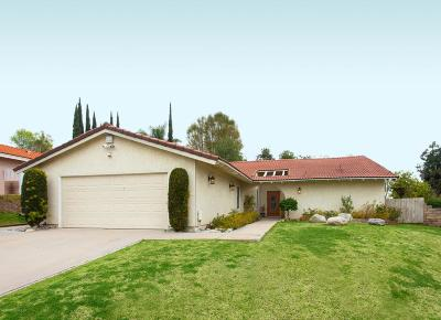 Arcadia Single Family Home For Sale: 1036 Whispering Oaks Drive