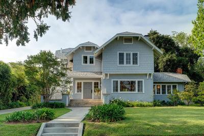 Altadena Single Family Home For Sale: 1225 Boston Street