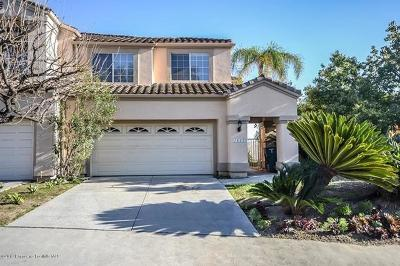 Glendale Single Family Home For Sale: 1800 Calle Suenos