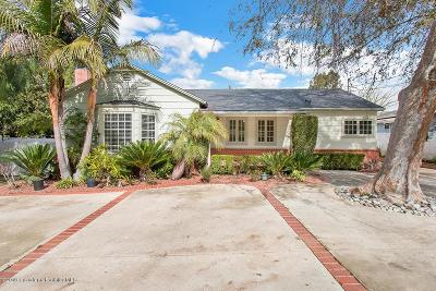 Sunland Single Family Home For Sale: 9745 Sunland Blvd Boulevard