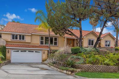 Glendale Single Family Home Active Under Contract: 1844 Fern Lane