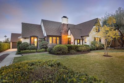 Altadena Single Family Home Active Under Contract: 1374 Hull Lane
