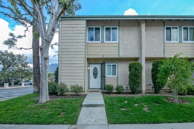 Sunland Condo/Townhouse Active Under Contract: 8341 Grenoble Street #14