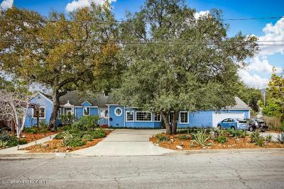 Sierra Madre Single Family Home For Sale: 661 Mariposa Avenue