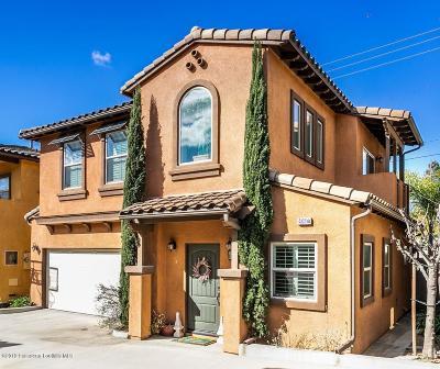 Monrovia Condo/Townhouse For Sale: 401 Monrovista Avenue #B