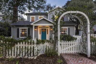 La Canada Flintridge Single Family Home For Sale: 4358 Beulah Drive