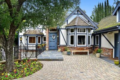 Single Family Home Active Under Contract: 4532 El Camino Corto