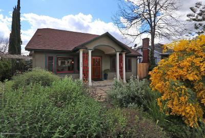 Pasadena Single Family Home Active Under Contract: 604 Douglas Street