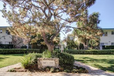 Pasadena Condo/Townhouse For Sale: 747 South Orange Grove Boulevard #2