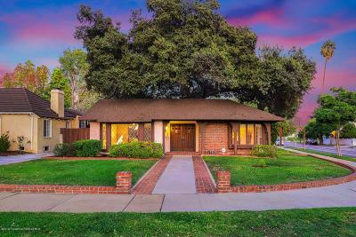 San Gabriel Single Family Home For Sale: 601 Sycamore Drive