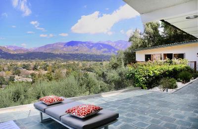 La Canada Flintridge Single Family Home For Sale: 4220 Mesa Vista Drive