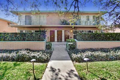 Pasadena Condo/Townhouse For Sale: 1000 San Pasqual Street #4