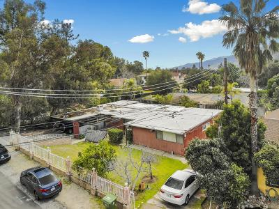 Tujunga Single Family Home Active Under Contract: 6620 Valmont Street