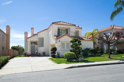 Glendale Single Family Home Active Under Contract: 921 Calle Simpatico