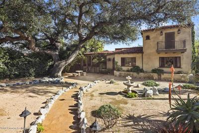 Altadena Single Family Home Active Under Contract: 1836 Homewood Drive