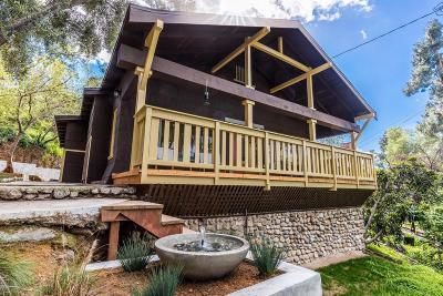 Eagle Rock Single Family Home Active Under Contract: 5033 El Verano Avenue