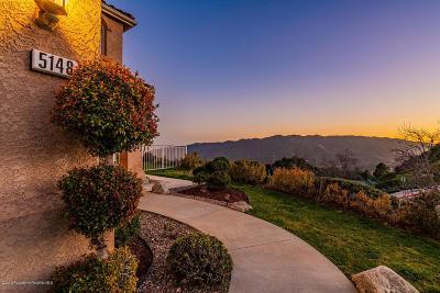 Glendale Single Family Home For Sale: 5148 Sky Ridge Drive