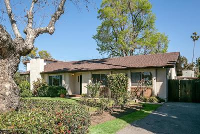 South Pasadena Single Family Home For Sale: 648 Arroyo Drive