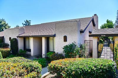 Arcadia Condo/Townhouse For Sale: 658 West Naomi Avenue #23