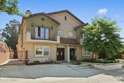 Tujunga Condo/Townhouse For Sale: 10020 Pinewood Avenue