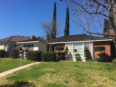 Los Angeles County Single Family Home For Sale: 2395 Roanoke Road