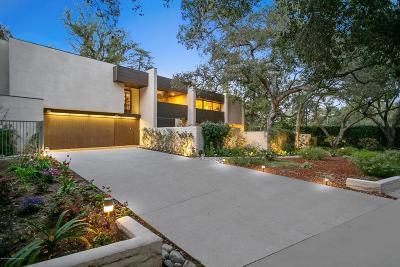 Pasadena Single Family Home For Sale: 1405 Afton Street
