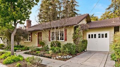Pasadena Single Family Home For Sale: 331 Fillmore Street