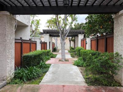 Arcadia Condo/Townhouse Active Under Contract: 462 West Huntington Drive #A