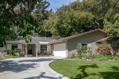 Pasadena Single Family Home Active Under Contract: 1125 Wellington Avenue