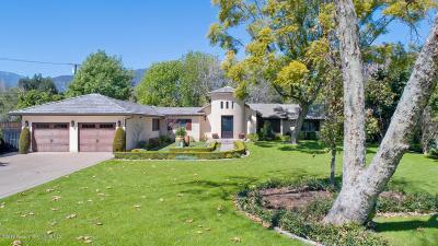 Monrovia Single Family Home For Sale: 1127 Orange Avenue