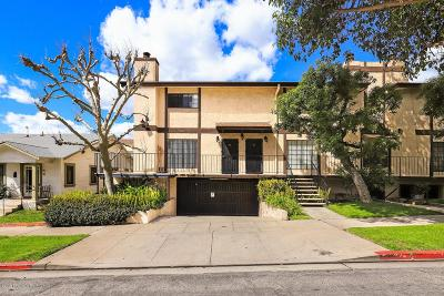 Burbank Condo/Townhouse For Sale: 557 East Tujunga Avenue #E