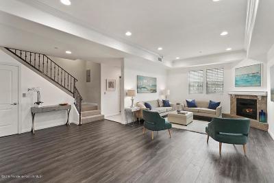 La Crescenta Condo/Townhouse For Sale: 3974 Pennsylvania Avenue #113