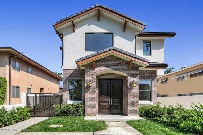 Arcadia Condo/Townhouse For Sale: 803 Arcadia Avenue #A