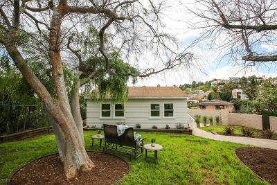 Los Angeles Single Family Home For Sale: 3917 Lowell Avenue
