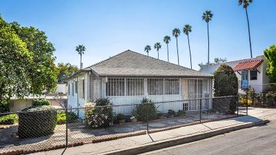 Los Angeles County Single Family Home For Sale: 3462 Descanso Drive