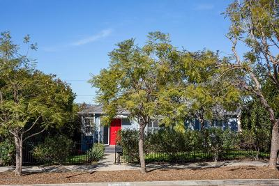 Los Angeles Single Family Home For Sale: 1463 Armadale Avenue