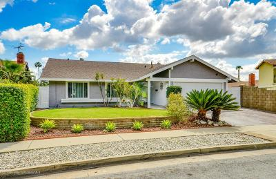 Azusa Single Family Home For Sale: 674 West Virginia Ann Drive