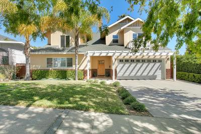 Pasadena Single Family Home For Sale: 1200 Hastings Ranch Drive