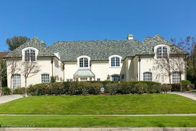 Pasadena Single Family Home For Sale: 1125 Arden Road