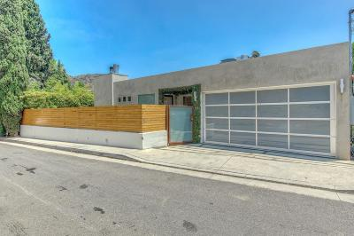 Los Angeles Single Family Home For Sale: 2314 San Marco Drive
